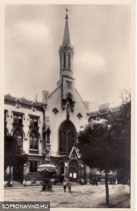 A Szent Orsolya-templom