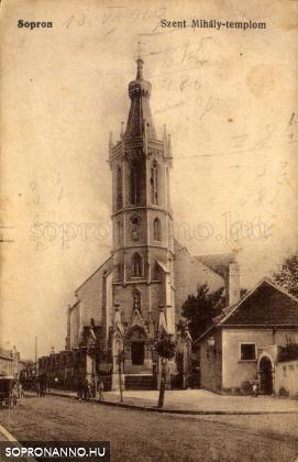 A Szent Mihály - templom