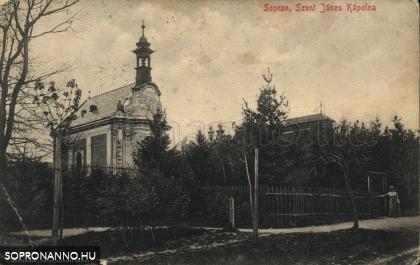 Nepomuki Szent János-kápolna