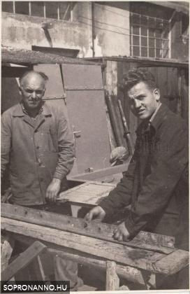 Életképek a Soproni Pamutipar történetéből