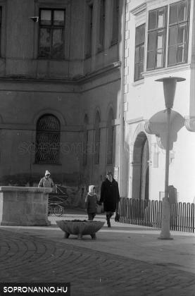 Fő tér 1973.