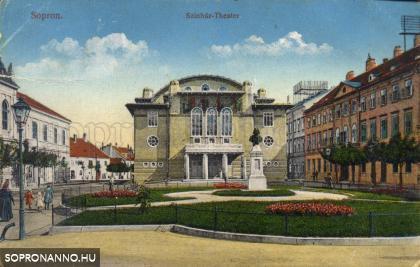 Sopron új színháza