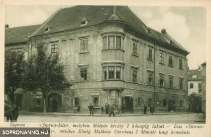 A Storno-ház