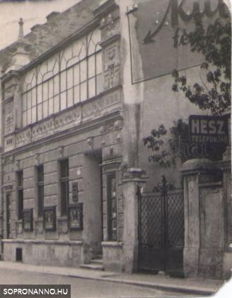 A Torna utca 22. - korábban 14.