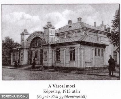 Az egykori Városi Mozi