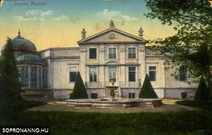 A Kultúrpalota/ Városi Múzeum