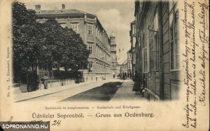 Templom utca