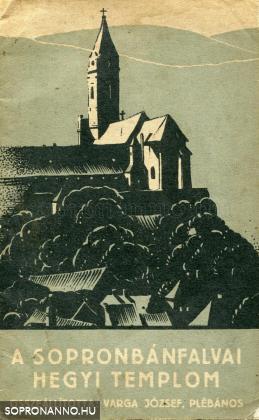 A sopronbánfalvai hegyi templom
