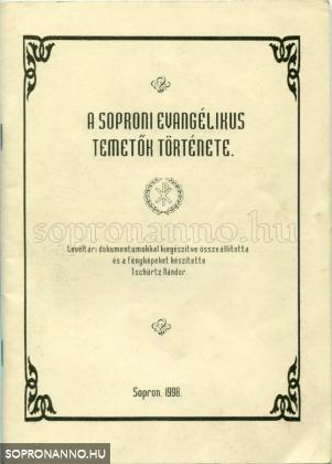 A soproni evangélikus temetők története