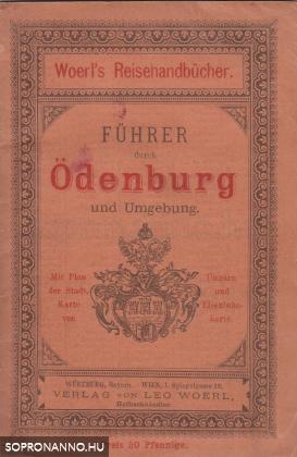 Führer durch Ödenburg und Umgebung