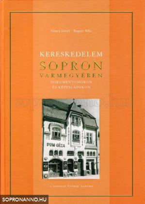Kereskedelem Sopron vármegyében