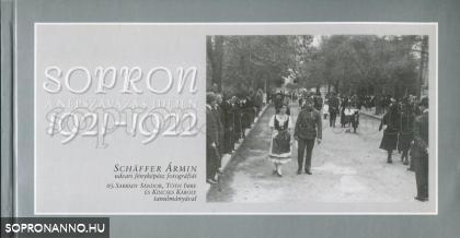 Sopron a népszavazás idején 1921-1922