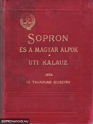 Sopron és a magyar Alpok