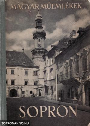 Sopron - Magyar Műemlékek