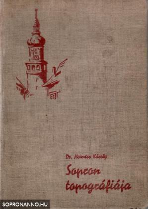 Sopron topográfiája
