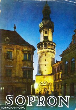 Sopron - útikönyv