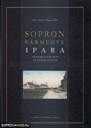 Sopron vármegye ipara