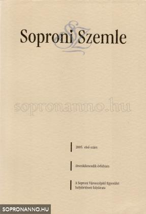 Soproni Szemle