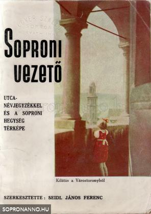 Soproni vezető