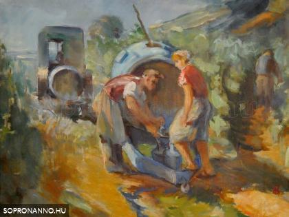 Mende Gusztáv: Permetezők