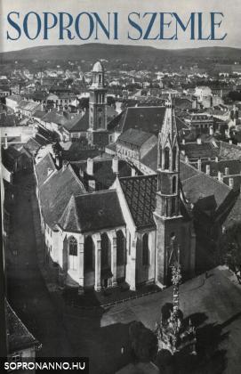 Soproni Szemle 1988. XLII. évfolyam 2. szám