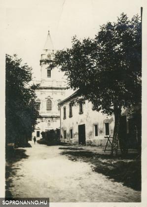A bánfalvi Mennyek Királynője templom