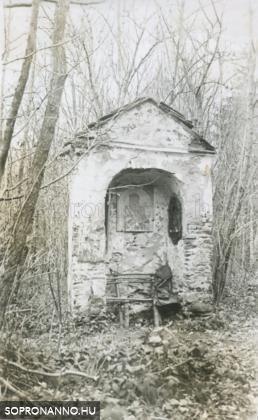A Bányászkereszt az 1940-es évek elején