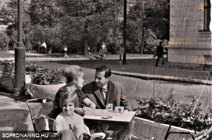 A Borostyánban 1960-ban