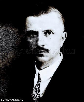 Az időjelző tervezője, Jaluschka Lajos