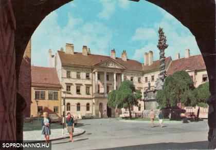 Fő tér - 1972