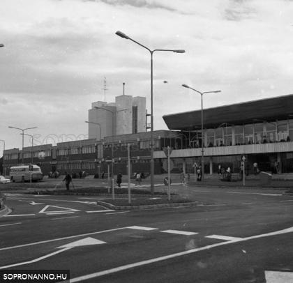 Az új vasútállomás