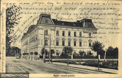 A GySEV-palota