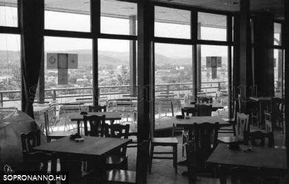Az elkészült étterem 1969. június 21-én