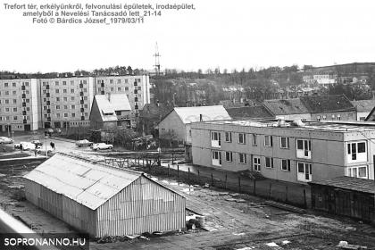 A Jereván lakótelep 1979 tavaszán