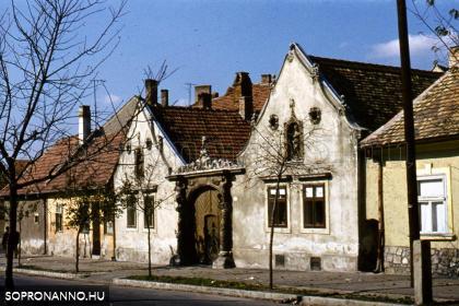 A két Mór-ház