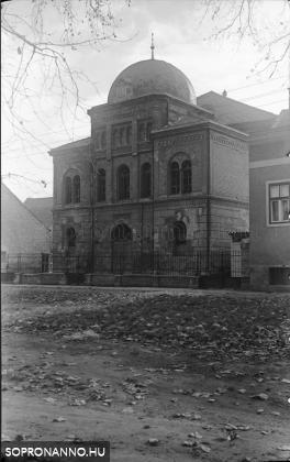 A papréti zsinagóga