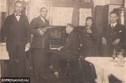 A Rókalyuk 1932 előtt