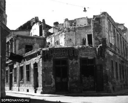 A romos Berczeller-ház