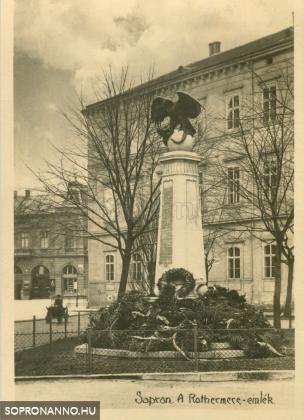 A Rothermere-emlékmű