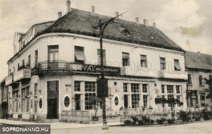 A Royal kávéház