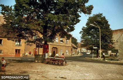 Sas tér - 1969