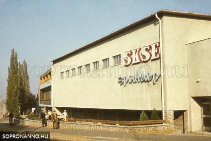 A Soproni Közlekedési Sportegyesület sporttelepe