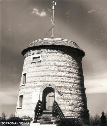 A meteorológiai állomás 1991-ben