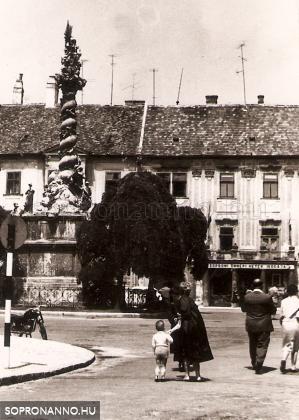 A Soproni Ünnepi Hetek irodája