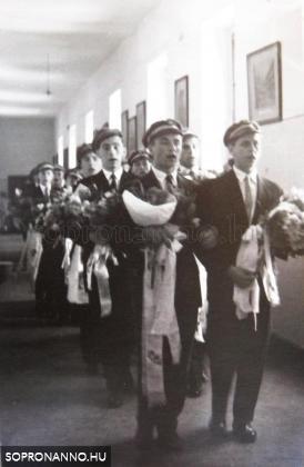 SZIG ballagás 1959-ben
