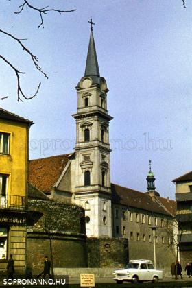 A Nagyrondella és a Szent György-templom