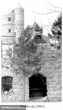 Taródi-vár 1967
