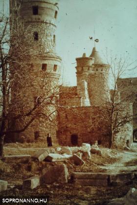 Taródi-vár - 1974