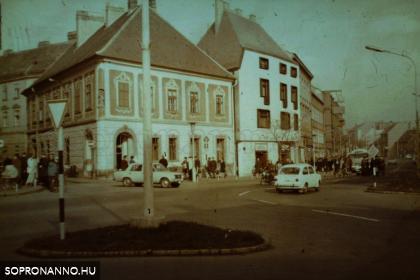A Várkerület 1974-ben