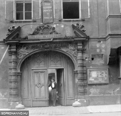 A volt Esterházy-palota